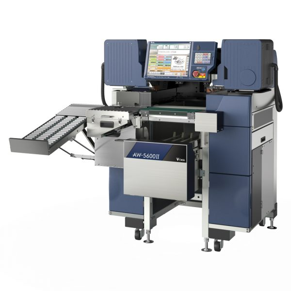 Fully Integrated Weigh Wrap Labeller