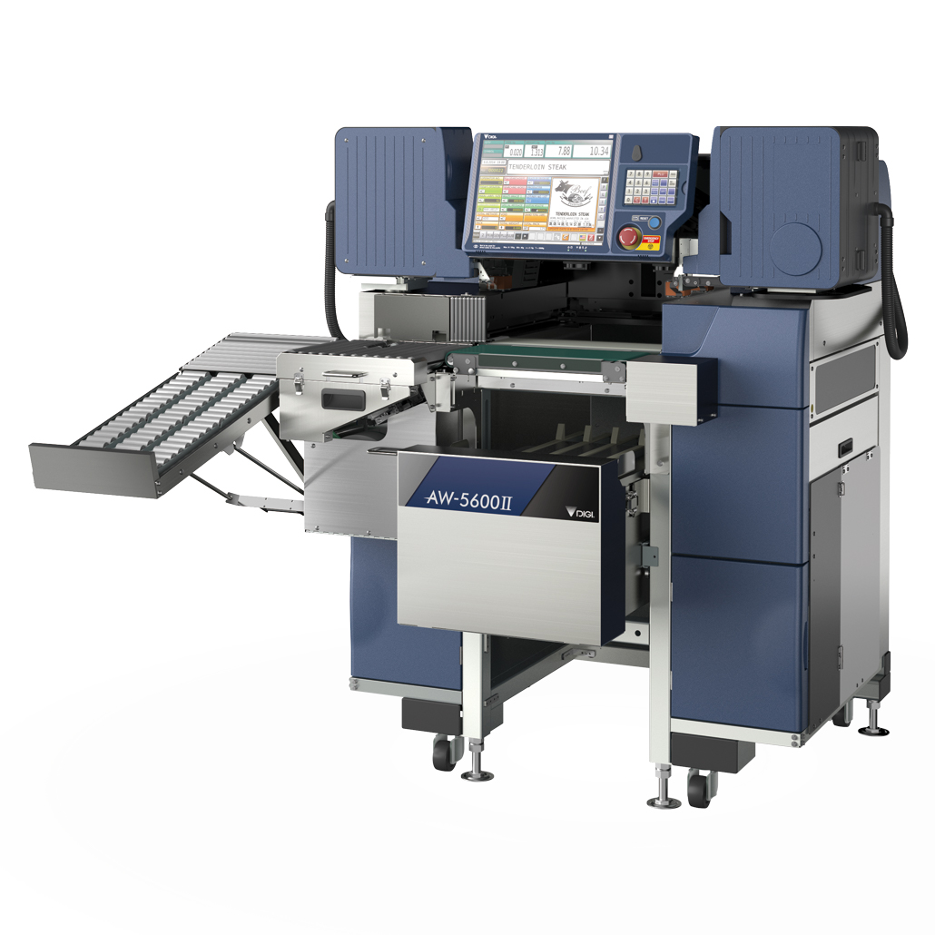 Automatic Weigh Wrap Label Systems