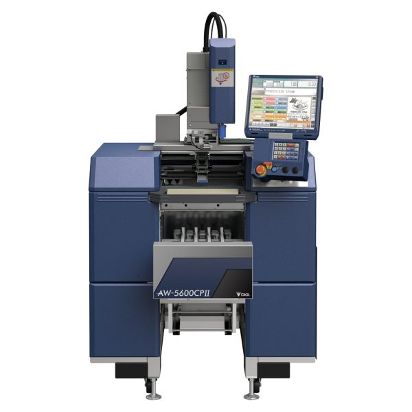 Compact Fully Auto Weigh Wrap Price Labeller