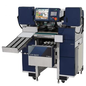 Fully Integrated Weigh Wrap Labeller - AW5600AT Series