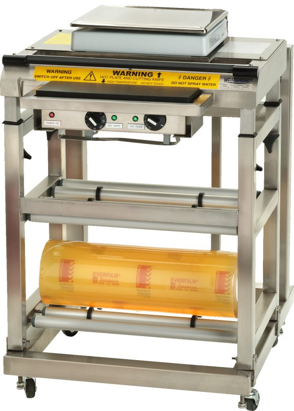 Adjustable Wrapping Station