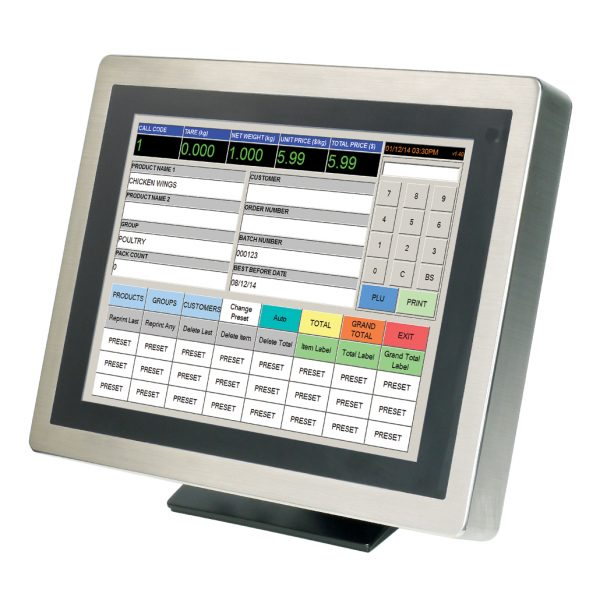 Carton Weigh Labelling System