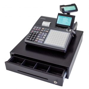 Electronic Cash Register - SEC3500 and SEC450
