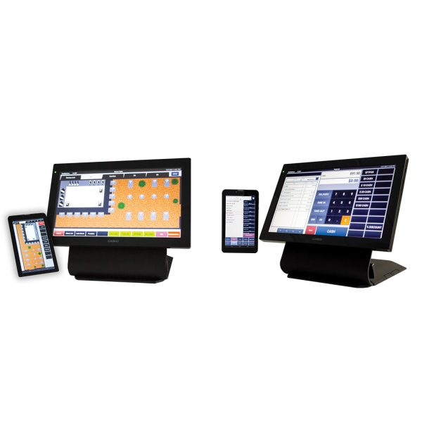 """Casio 15.6"""" Touch Screen POS System"""