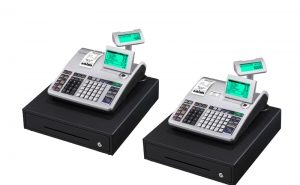 Electronic Cash Register - SES3000 and SES400