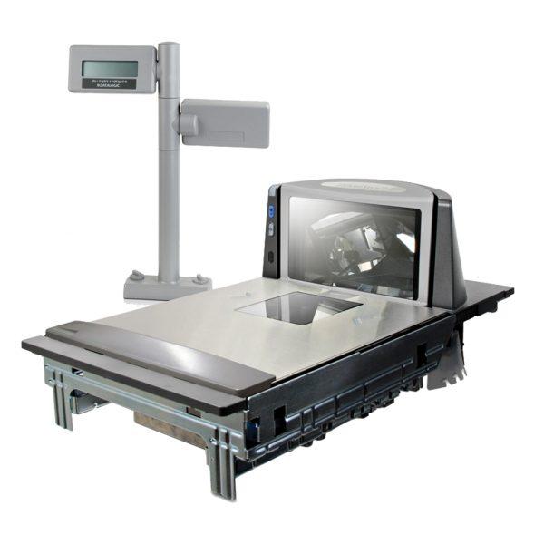 Magellan Scanner Scale