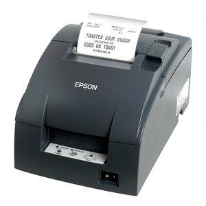 Ethernet Impact Docket Printer - EPTMU220ERIMB