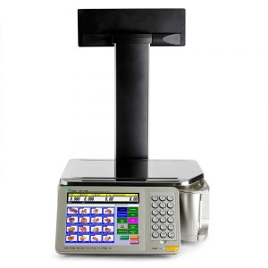 Intelligent Weigh Price Labelling Scale - TSSM5500PC