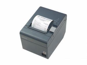 Ethernet POS printer