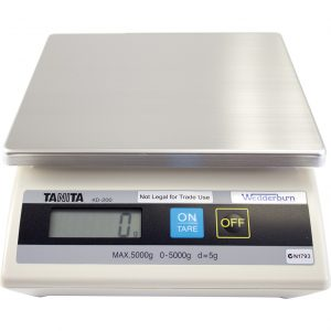 Compact Bench Scale - TIKD200