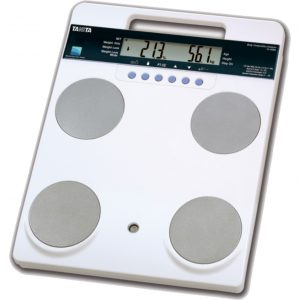 Portable Body Fat Composition Analyser - TISC240MA