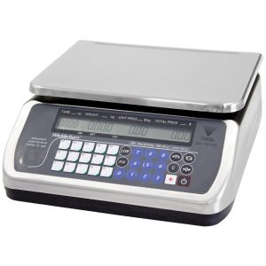 Water Resistant Price Computing Scale - TSDS781TSS