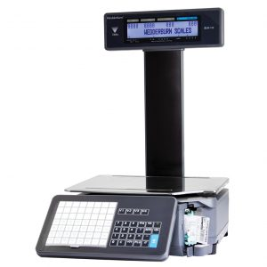 Linerless Weigh Price Labelling Scale