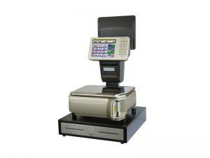 Intelligent Weigh Price Labeller with ECR - TSSM5500EP ECR