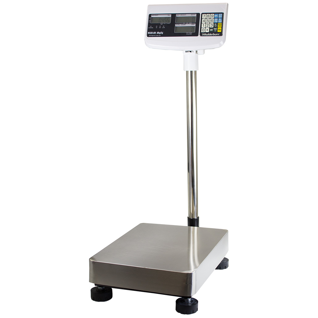 High Capacity Counting Scale