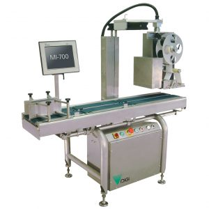 PC Based Weigh Labeller