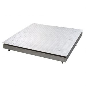 Heavy Duty Stainless SteelPlatform Scales - WS004SBHCSS