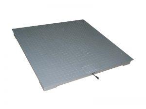 Heavy Duty Mild Steel Platform Scale - WS01P1212MC5T