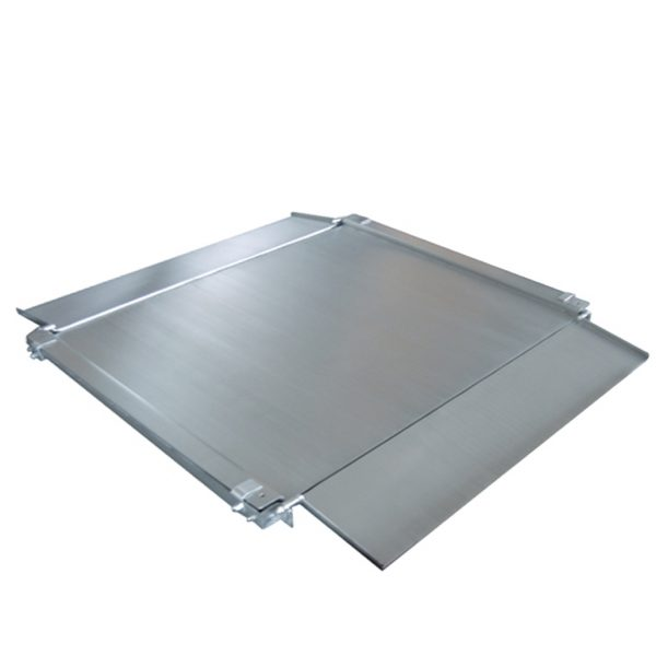 Trolley Weighing Platform Scale Stainless Steel