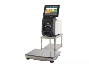 Colour Touch Screen Weigh Labeller