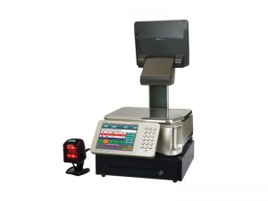 Intelligent Weigh Price Labeller with ECR - TSSM5500PP ECR